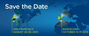 VMworld Europe 2013